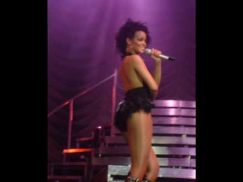 Rihanna and Ciara In Concert