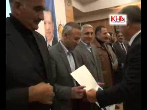 Ak Parti 15  Dönem Siyaset Akademisi Mezuniyet Töreni Kars Www Kha Com Tr Kafkas Haber Ajansı Kha