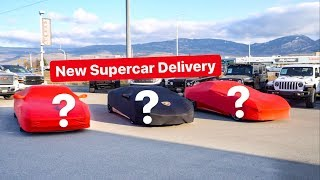 REVEALING MY NEW DAILY DRIVEN V12 SUPERCAR(S)??