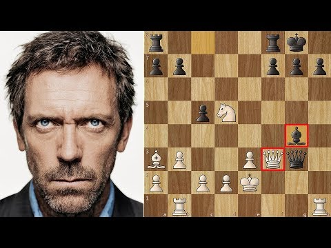 Dr. Gregory House vs Arrogant Chess Prodigy Nate