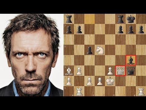 Dr. Gregory House vs Arrogant Chess Prodigy Nate