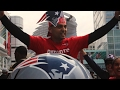 Super Bowl LI: on the ground in Houston