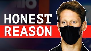 Grosjean Openly Reveals Why Haas Didn't Re-Sign Him and Magnussen