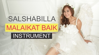 Video Salshabilla - Malaikat Baik (Instrument/Karaoke) download MP3, 3GP, MP4, WEBM, AVI, FLV Oktober 2018