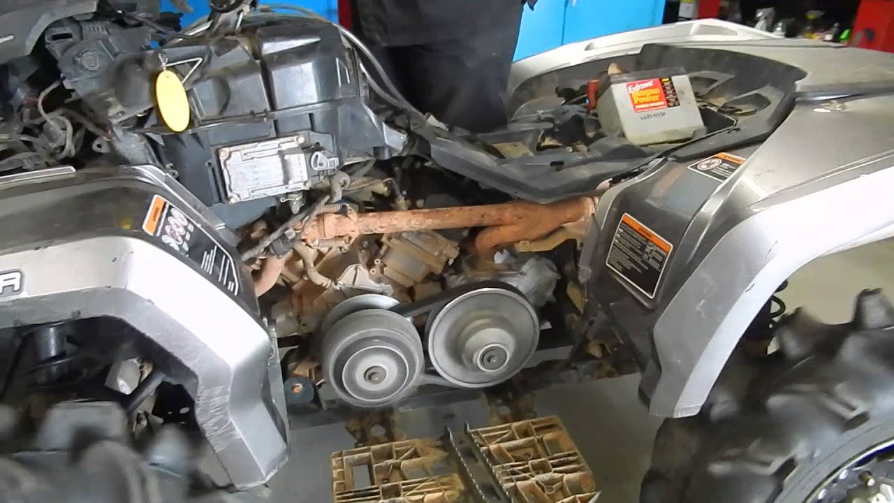 1000 Can Am Outlander Engine For Sale Youtube