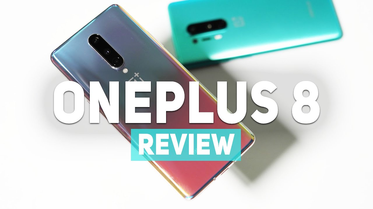 OnePlus 8 review: too good to be true?