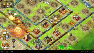 20140121 - Jungle Heat Farming - 906K Resource Raid - 01