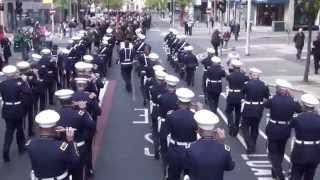 Shankill Protestant Boys @ 36TH Ulster Division Review Centenary Parade 2015