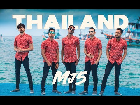 THAILAND | VLOG | MJ5 | Part 1