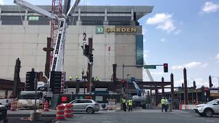 TDQ 0024 - TD Garden Construction Boston (8-17-17)