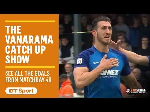 Vanarama National League Highlights: Matchday 46