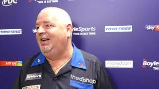 Robert Thornton REACTS to huge TV win over Dimitri van den Bergh