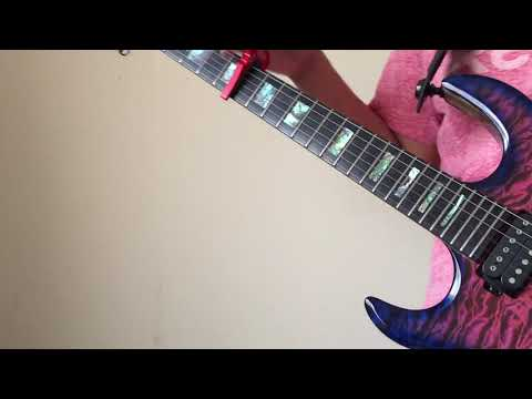 Set a fire guitar chords - YouTube
