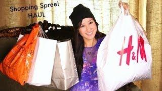 Shopping Spree Fashion Haul! Thumbnail