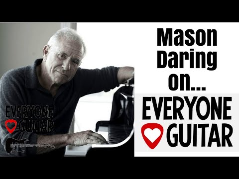 Mason Daring Interview - Motion Picture Soundtrack Scoring - Everyone Loves Guitar #218