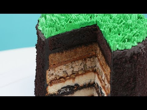 Generate 5 LAYER EARTH CAKE - NERDY NUMMIES Images
