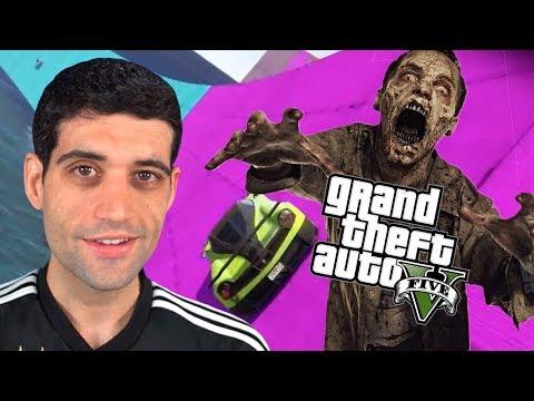 GTA V - The Walking Dead morreu?