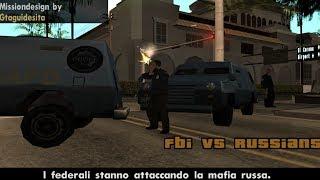 GTA san andreas - DYOM mission # 79 - Fbi vs Russians