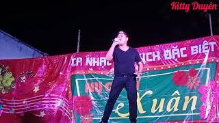 Duy Phước anh hát ở Trảng Bàng Tây Ninh mùng 5 Tết 2018