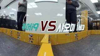 [VR리뷰] 잘나가는 로봇청소기 5대 성능테스트