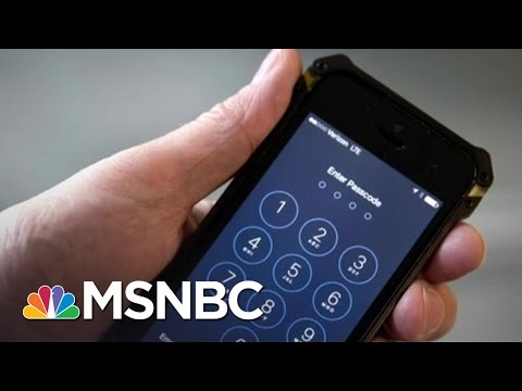 FBI Paid Hackers To Break Into San Bernardino Shooter's iPhone | Andrea Mitchell | MSNBC