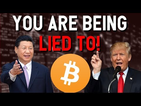 🚨PROOF You Are Being LIED TO About BITCOIN! 😱China & USA Admit To Crashing BTC!