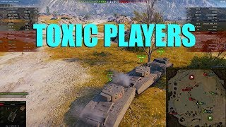 Video WOT - Toxic Players | World of Tanks download MP3, 3GP, MP4, WEBM, AVI, FLV Agustus 2018