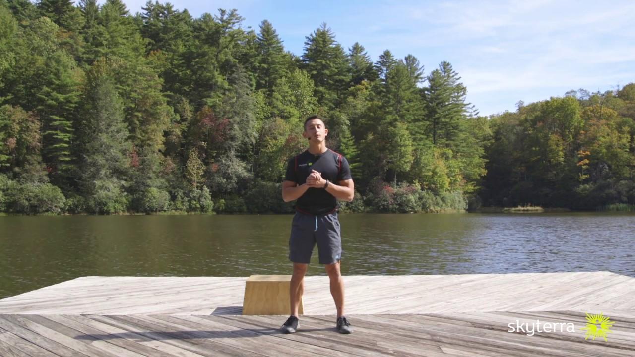 Quick Fit: Squats, Pushups