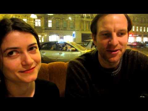 Milena Dabova and Adam Bright on Double Edge Theatre
