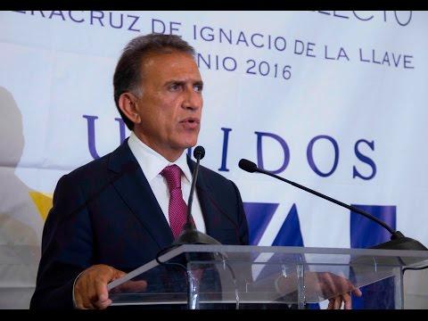 Cambio a fondo en materia de seguridad: Yunes Linares