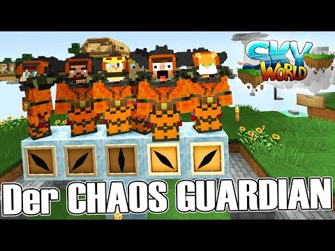 Das CHAOS GUARDIAN Event! - Sky World #31 mit ALLEN