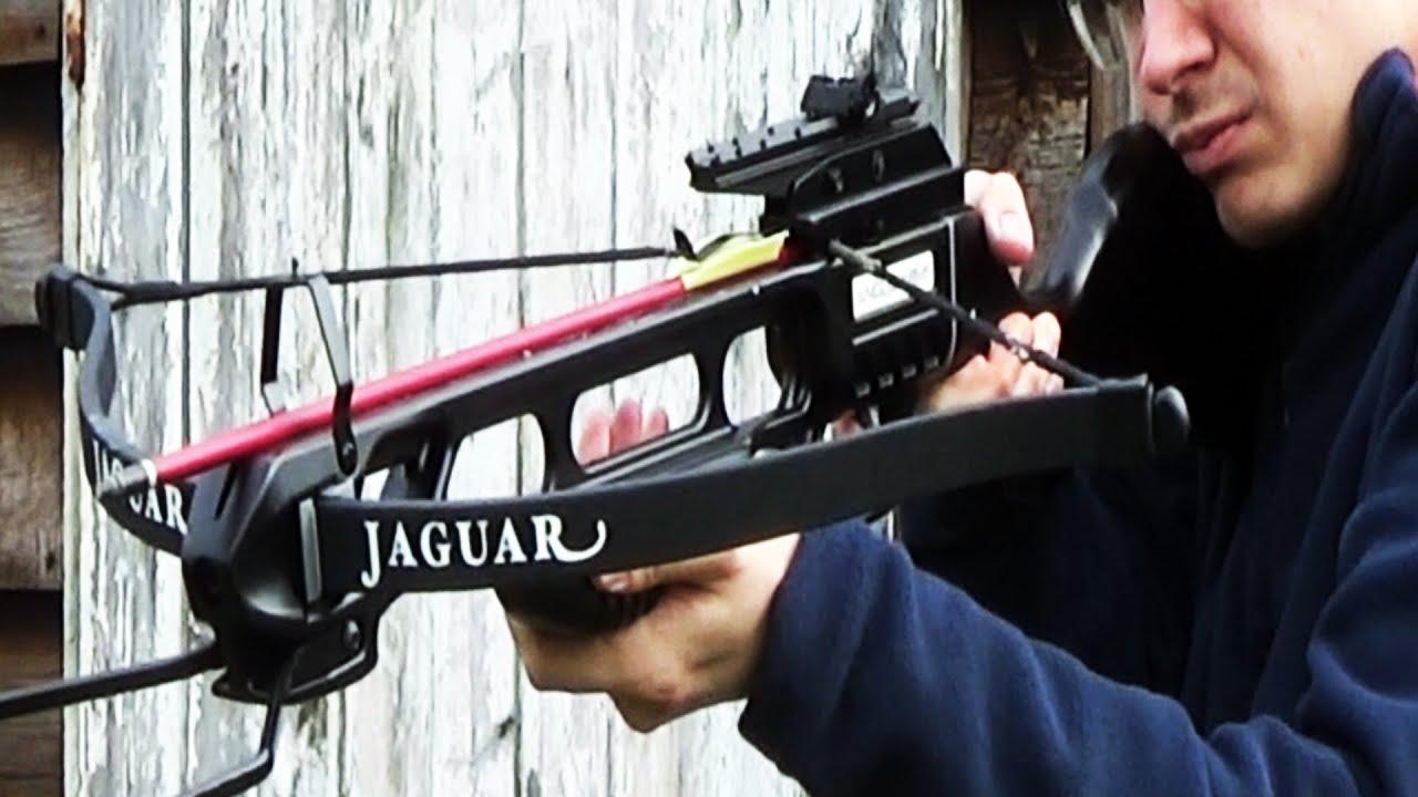 Jaguar 175lb Recurve Crossbow