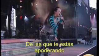 taking over me-Evanescence(subt en español)