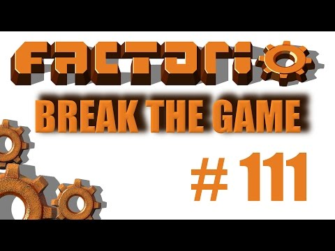 Factorio Break The Game 111 Oil Refinery To Scale