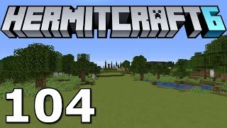 Minecraft Hermitcraft Season 6 Ep.104- Golf Course Completed!