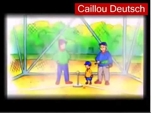 caillou deutsch download kostenlos