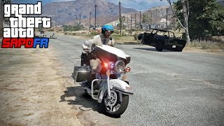 GTA SAPDFR - Code Zero 66 - In A Hurry (Alex