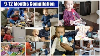 9-12 Months Video Compilation | KabirPayet | Growing Up