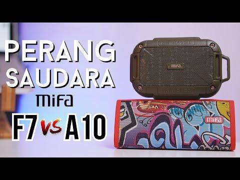 MIFA A10 UNBOXING VS MIFA F7!! Best Budget Bluetooth Speaker 2018?