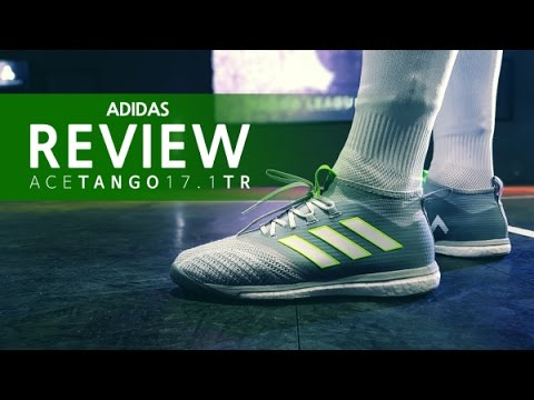 on sale a5e3d 050f2 adidas ACE TANGO 17.1 TR Review