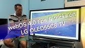 Never do this on lg oled tv - YouTube