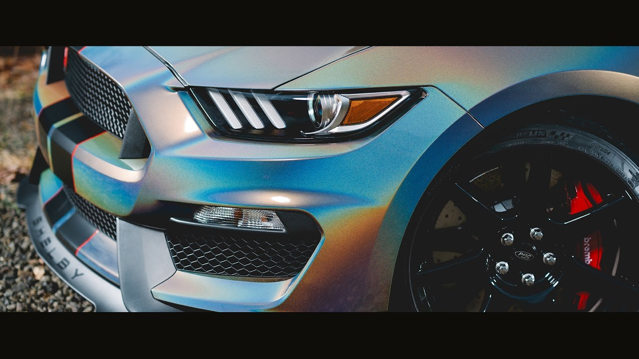 3m Wrap Film Series 1080 Gloss Flip Psychedelic Teaser Youtube