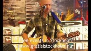 Nikola Sarcevic - Live at Bengans, Stockholm 1(4)