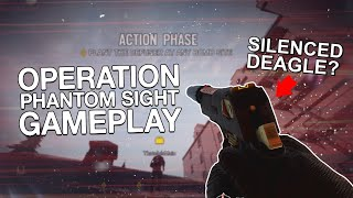 OPERATION PHANTOM SIGHT GAMEPLAY! - Rainbow Six: Siege Nøkk, Warden and Kafe Rework Gameplay