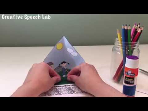 Trioramas for Speech & Language Therapy
