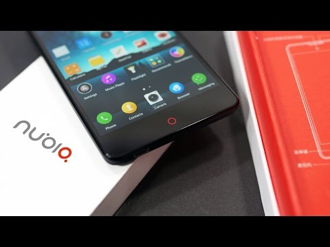 """ZTE Nubia Z7 Max (Dual Sim 