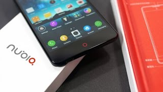"""ZTE Nubia Z7 Max (Dual Sim   Snapdragon 801   5.5"""" Full HD) - Unboxing & Hands On"""