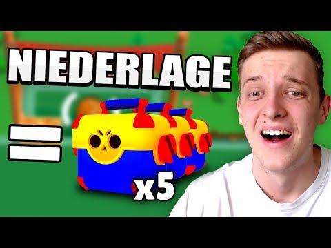ICH Gegen EUCH! 😧 | Jede Niederlage = 5x MEGA BOX Kaufen! | Brawl Stars Deutsch