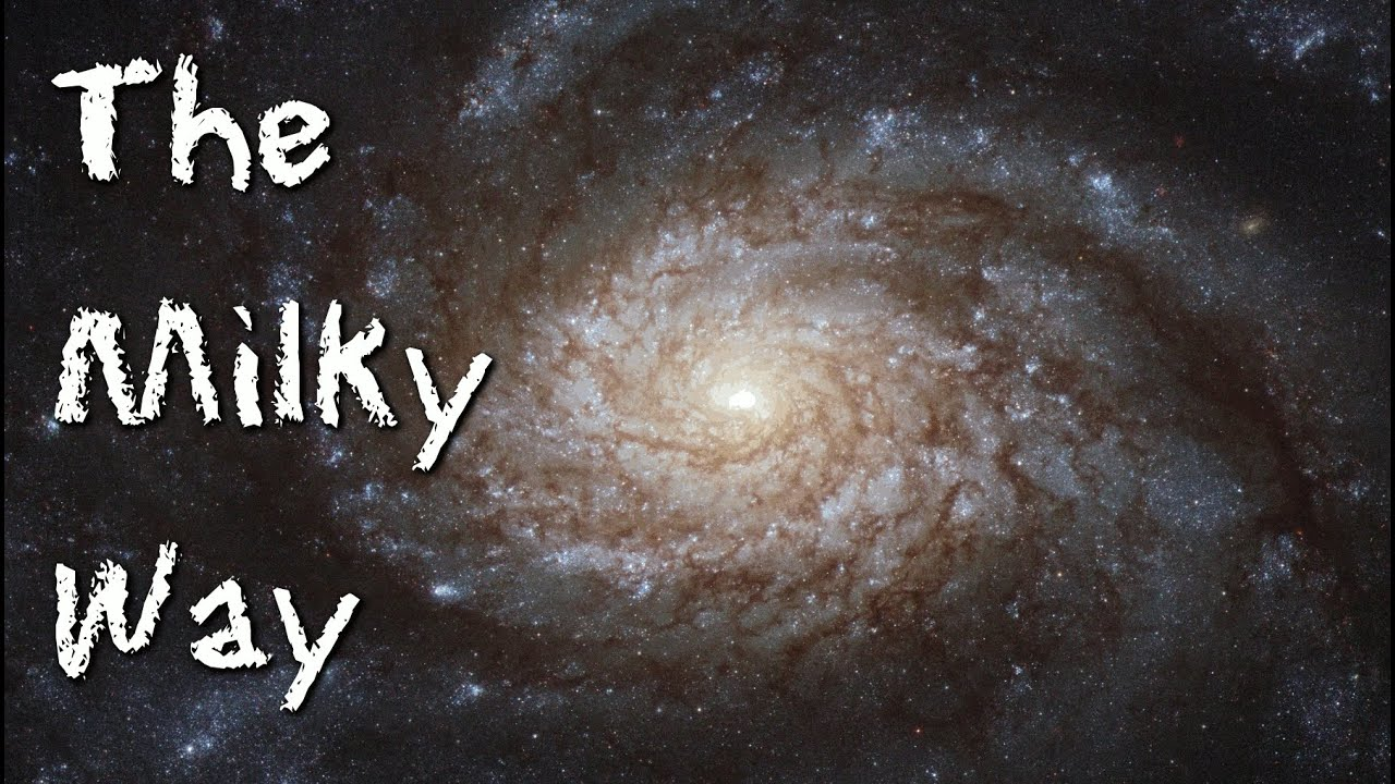 The Milky Way for Children Galaxies and Space Astronomy