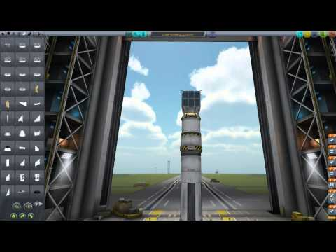 Kerbal Space Program - Interstellar Mod - Non OP Warp Drive